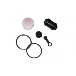 TECNIUM - Kit De Réparation étrier De Frein Avant Compatible Honda Cb450 Cb450 Pc17