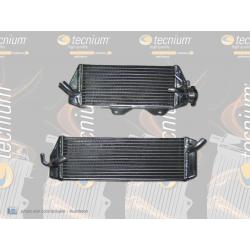 TECNIUM - Radiateur Droit Compatible Honda Cr250R  '02-04