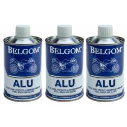 BELGOM - Pack de 3 Belgom Alu