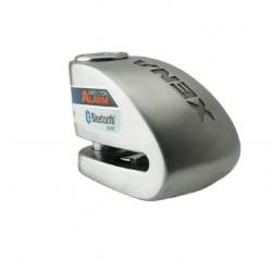 XENA - Bloque disque XX10 Alarm 10mm 120 dB acier - Homologué SRA