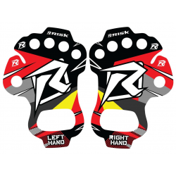 RISK RACING - Sous-Gants Anti-Ampoules Palm Protectors