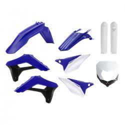 POLISPORT - Kit Plastique Compatible Sherco 250 300 SE-R SE-F 17-21 Origine