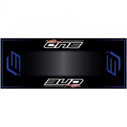 BUD RACING - Tapis De Sol Paddock XL 80x200cm Bleu