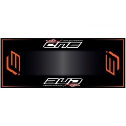 BUD RACING - Tapis De Sol Paddock XL 80x200cm Orange