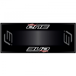 BUD RACING - Tapis De Sol Paddock XL 80x200cm Gris