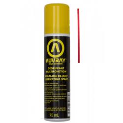 AUVRAY - Dégrippant Spray 75ml Spécial Serrure Antivol