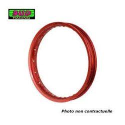 BUD RACING - Cerclage Jante 1.40 X 14 - 32 Trous / Rouge