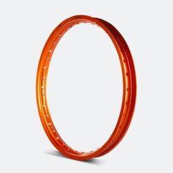 BUD RACING - Cerclage Jante 1.60 X 10 - 28 Trous / Orange