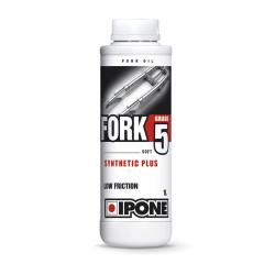 IPONE - Huile De Fourche Synthétique Plus Fork 5 - Soft 1L