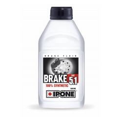 IPONE - Liquide De Frein Et Embrayage Brake Dot 5.1 500ml