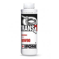 IPONE - Lubrifiant Pour Transmission Synthétique Plus Trans 4 80W90 1L