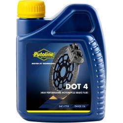 PUTOLINE - Liquide De Frein Dot4 500 Ml
