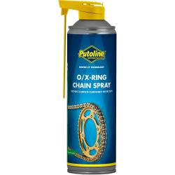 PUTOLINE - Lubrifiant Chaine O/X-Ring Chainspra Aerosol 500 Ml