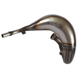 BUD RACING - Pot D'Échappement Compatible Yamaha 80 Yz 93-01 Usine