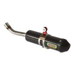BUD RACING - Silencieux Carbone Tm 125 Mx En 00-07