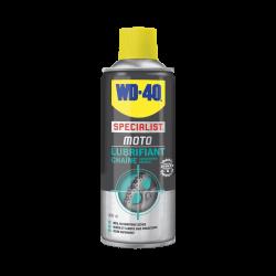 WD-40 - Lubrifiant Chaîne Moto Conditions Sèches 400Ml