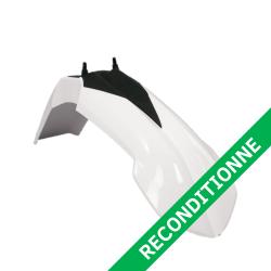 REC - POLISPORT Garde Boue Avant Blanc Type Compatible Ktm Sx/Sx-F 125&+ 07-12