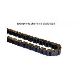 DESTOCKAGE - TOURMAX Chaîne De Distribution 122 Maillons Compatible FZ1 N/S FAZER 06-10 YZF-R1 04-06