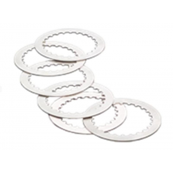 TECNIUM - Kit Disques Lisses Compatible Ktm Sx-F350 11-13
