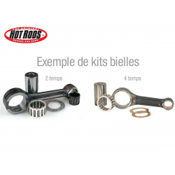HOT RODS - Kit Bielle Compatible Kawasaki Js750 92-96 900 Zxi 95-98