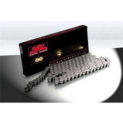 JT SPROCKETS - Chaine De Transmission 428 Hdr Renforcee 122 Maillons Standard