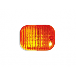 BIHR - Cabochon De Clignotant Motoscooter Orange Type Origine Compatible Peugeot