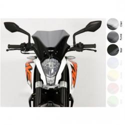 MRA - Bulle Racing Noire Compatible Ktm Duke 125200390