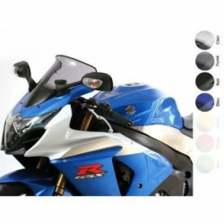 MRA - Saute Vent Sport Clair Compatible Yamaha Mt-07