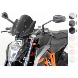 MRA - Saute Vent Sport Fumé Compatible Ktm 1290 Super Duke R