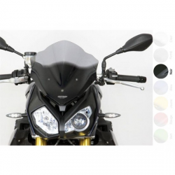 MRA - Bulle Racing Noire Compatible Bmw S1000R