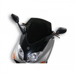 DESTOCKAGE - MALOSSI - Bulle Type Sport Fumée Compatible Yamaha T-Max 500 01-07