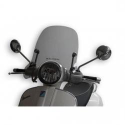 MALOSSI - Bulle Type Intermédiare Claire Compatible Vespa Gts 125/250/300