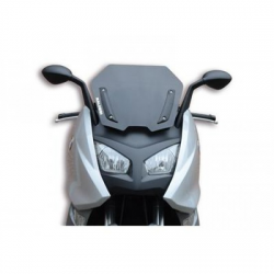 MALOSSI - Bulle Type Sport Fumée Compatible Bmw C600