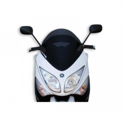MALOSSI - Bulle Type Mhr Fumée Compatible Yamaha T-Max 500 Abs 08-11