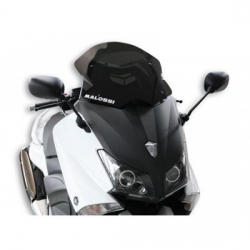 MALOSSI - Bulle Type Sport Fumée Compatible Yamaha T-Max 530 Abs 12-16