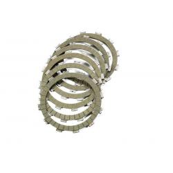 NEWFREN - Kit Disques Garnis Compatible Bmw 650 Gs 04-07