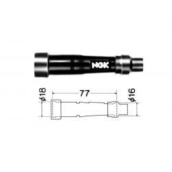 NGK - Capuchon Anti-Parasite Sb01E