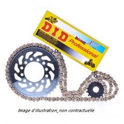 D.I.D - Kit Chaine Compatible Yamaha Tw125 99-01 14/50 (428 Type Hd)