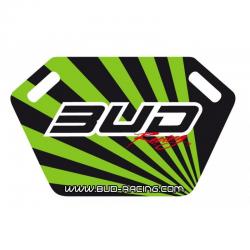 Pit board de panneautage Bud Racing Vert