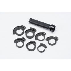 PRO TAPER - Barillet De Gaz Pro Taper Micro Pour Kit Guidon - 7 Bagues