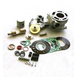 ATHENA - Kit Cylindre-Piston 125Cc Compatible Yamaha  125 Dt R/E/Sm 88-06 [P400485100019]