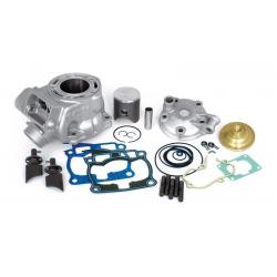 ATHENA - Kit Cylindre-Piston 125Cc Compatible Yamaha  125 Yz 05-20 (Sans Cage À Aiguille)