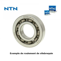 NTN - Roulement Vilebrequin 6304/22Cs36