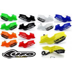UFO - Protège-Mains Moto Cross Vulcan Orange Compatible Ktm