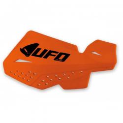UFO - Protège-Mains Moto Cross Viper Orange Compatible Ktm