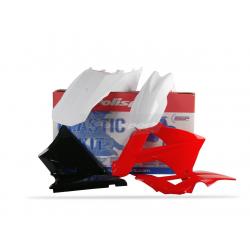 POLISPORT - Kit Plastiques Compatible Gas Gas 125 250 300 Ec 2011 Couleur Origine