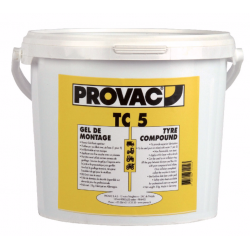 PROVAC - Gel Montage Pneu Vu/Pl/Agricoles/Gc 5Kg