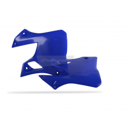 POLISPORT - Ouies Radiateur Yz125/250 99-01 Bleu