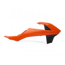POLISPORT - Ouies Radiateur Sx65 16 Orange/Noir