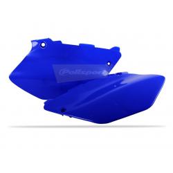 POLISPORT - Plaque Laterales Yz125/250 02-14 Bleu